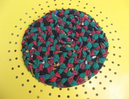 Quick & Easy rag rug sessions at Festival of Quilts