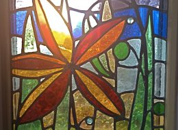 September Stained Glass Course