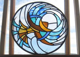 October Stained Glass Course