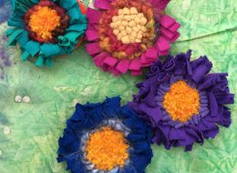 Quick and Easy tasters at the  Festival of Quilts