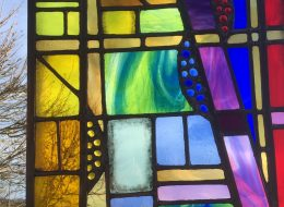 March Stained Glass Course